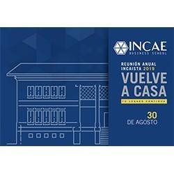 Entrada viernes 30 de agosto Reunión Anual Incaista 2019