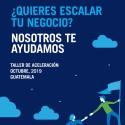 Taller de Aceleración Guatemala