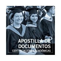 Apostilla y Autentica de Documentos