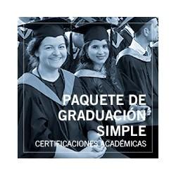 Paquete de Graduación C