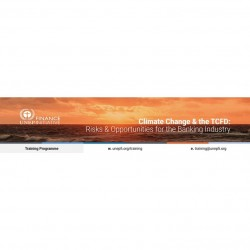 Climate Change & the TCFD: Risks & Opportunities for the Banking Industry