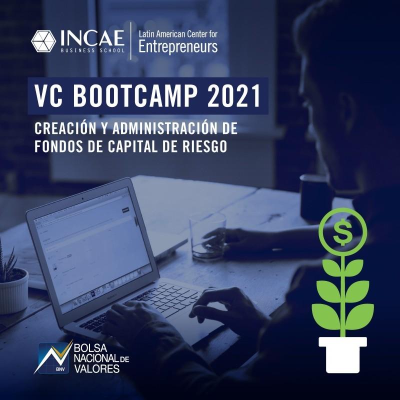 VC Bootcamp: Creación y administración de fondos de capital de riesgo