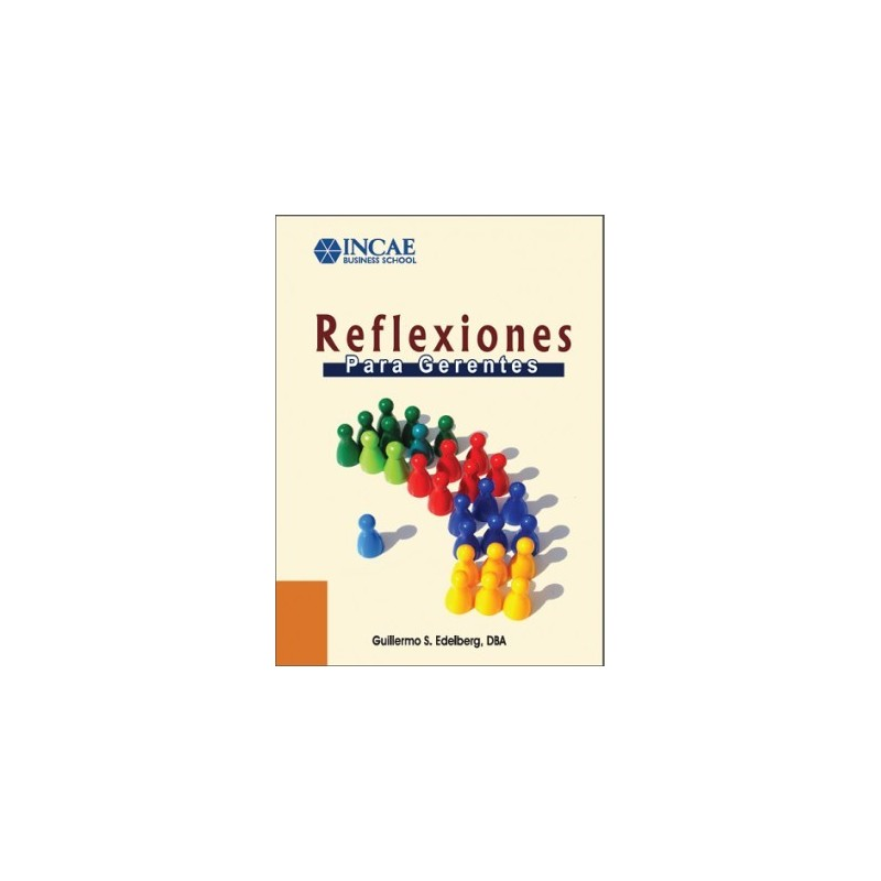 c. Libro Reflexiones para Gerentes de Guillermo Edelberg (envío a Europa)